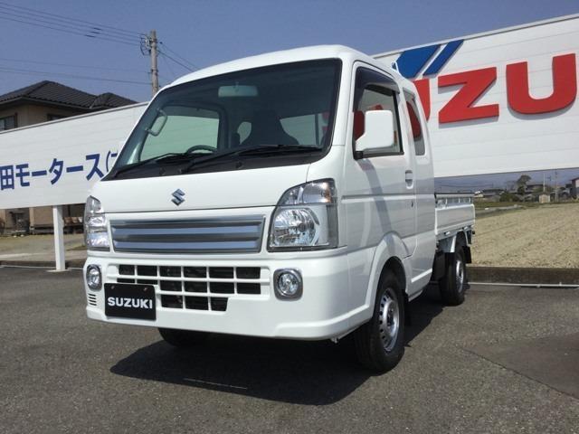 スズキ X3方開 4WD 3AT 軽自動車 トラック フォグランプ