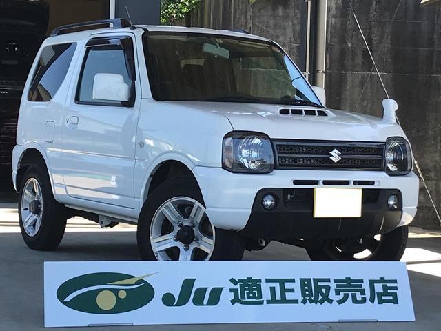 スズキ XC ターボ 4WD 走行2.4万キロ ETC ワンオーナー