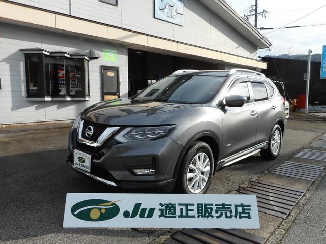 「日産」「エクストレイル」「SUV・クロカン」「岐阜県」の中古車