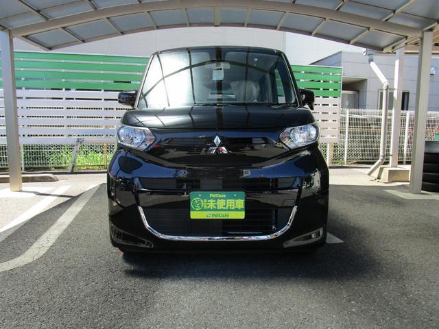 三菱 M E-Assist 届出済未使用車 衝突被害軽減ブレーキ 誤発進抑制 キーレス シートヒーター プライバシーガラス コーナーセンサー