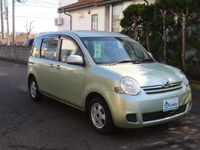 トヨタ ライトグリーン ワンオーナ