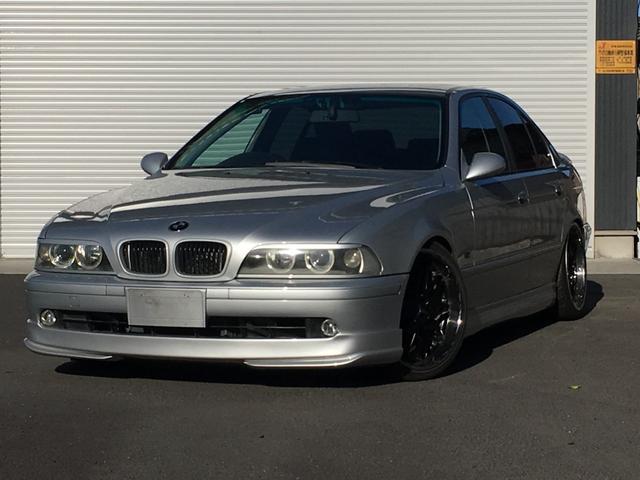 BMW 525i 限定車インデビジュアル ナビ 革シート ETC