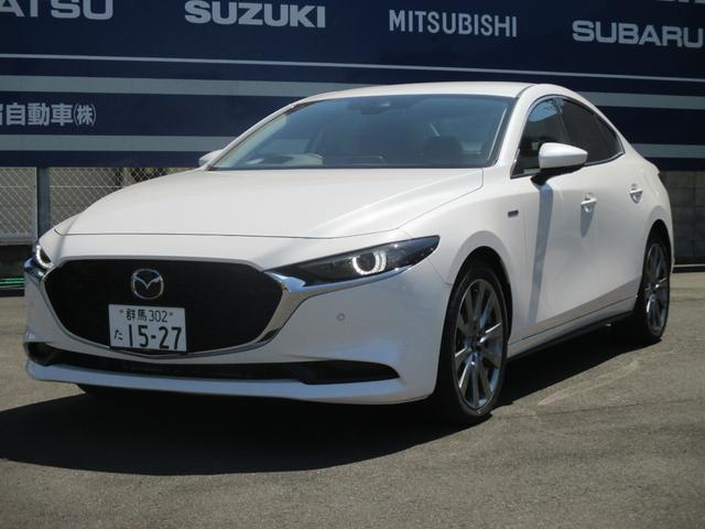 マツダ MAZDA3セダン 20S 100周年特別記念車