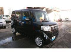 N−BOXG・Lパッケージ 4WD 社外ナビTV パワースライドドア