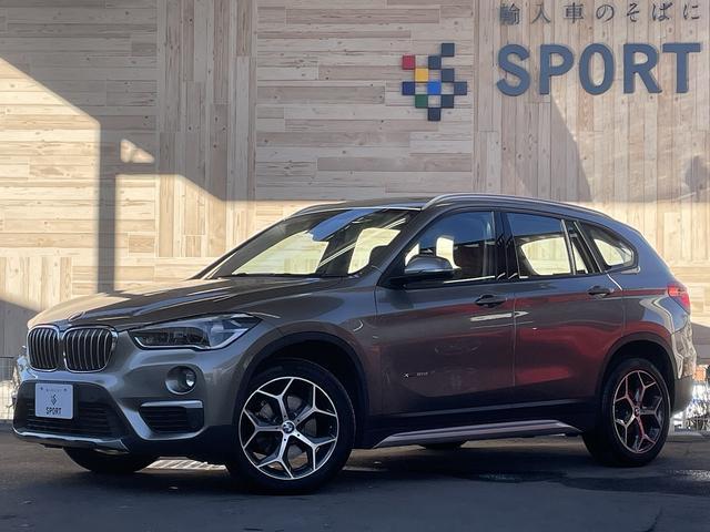 BMW xDrive 18d xライン メーカーナビ バックカメラ アクティブクルーズ LEDヘッド クリアランスソナー パワーバックドア コンフォートアクセス ヘッドアップディスプレイ 車線逸脱警報 ETC ディーゼル 4WD