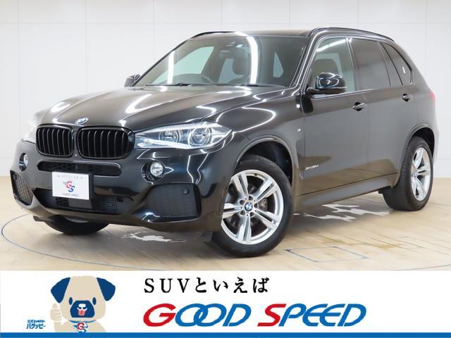 BMW X5 xDrive 35d Mスポーツ サンルーフ アクティブクルーズ インテリジェントセーフティ 茶革シート 全席シートヒーター シートメモリー 純正ナビ フルセグ バックカメラ パワーバックドア LEDヘッドライト 純正アルミ
