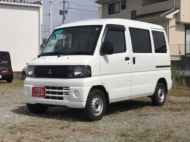 「三菱」「ミニキャブバン」「軽自動車」「福岡県」の中古車