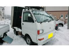 ミニキャブトラックダンプ 4WD エアコン ラジオ