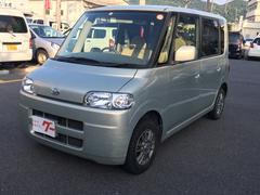 タントX 軽自動車 インパネ4AT エアコン アルミ 4人乗り
