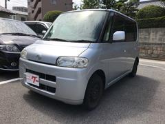 タントL 軽自動車 インパネAT エアコン 4名乗り CD