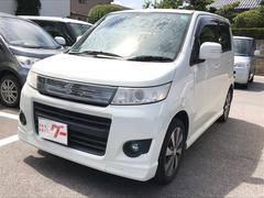 ワゴンRスティングレーTS TV ナビ 軽自動車 インパネCVT エアコン