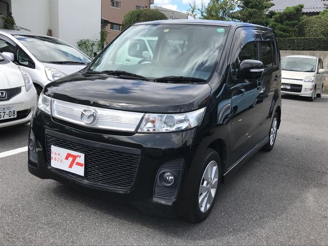 マツダ XT 軽自動車 ETC インパネCVT エアコン AW14