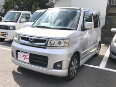 AZワゴンカスタムスタイルDI 軽自動車 4WD コラムAT エアコン