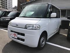 タントL 軽自動車 インパネAT エアコン 4名乗り CD AUX