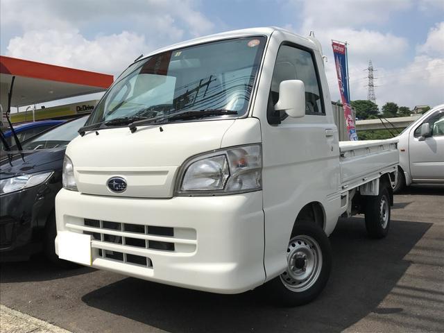 スバル エアコン オートマ 軽トラック ナビ ワンセグTV
