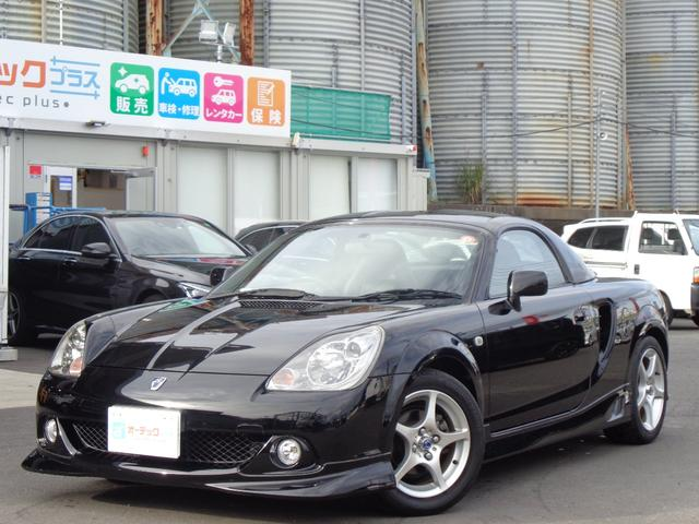 トヨタ Sエディション ハードトップ エアロ 純正アルミホイール バックカメラ キーレス
