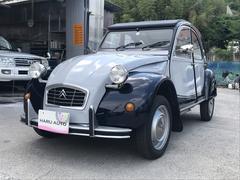 シトロエン 2CV6チャールストン 全塗装済 新品タイヤ 新品ヘッドライト