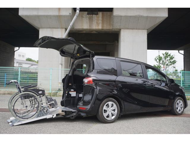 トヨタ G ウェルキャブ 車いす仕様車 タイプI 助手席側セカンドシート付 トヨタセーフティセンス 両側オート