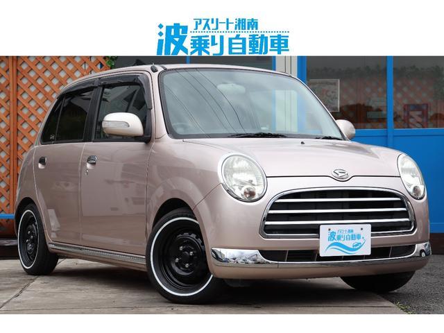 ダイハツ X 新品RS☆Rダウンサス 新品ホワイトリボンタイヤ