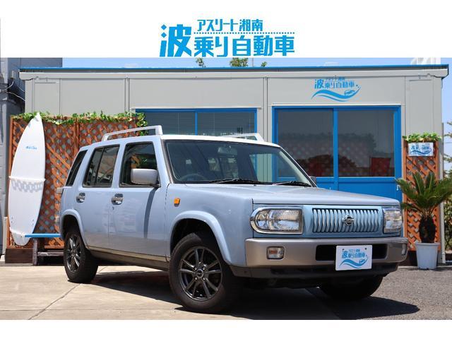 日産 タイプA ホワイトルーフ 社外キーレス 4WD ETC