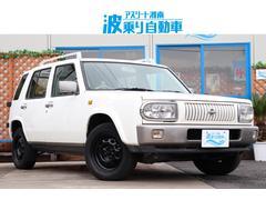 ラシーンタイプA 4WD 背面タイヤ ルーフレール キーレス CD