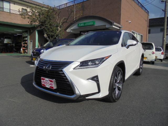 「レクサス」「RX」「SUV・クロカン」「福岡県」の中古車