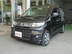 ワゴンRスティングレーX 4WD ナビフルセグTV HID スマートキー