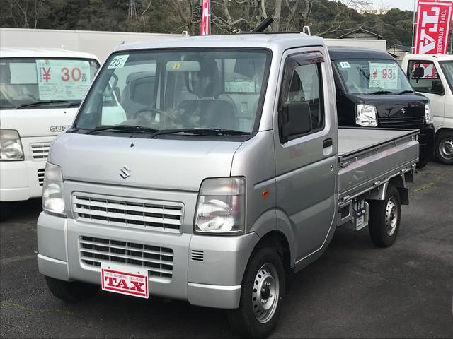 スズキ KUスペシャル 5速MT 三方開 4WD ETC