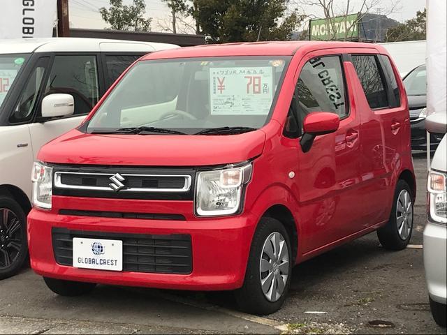 ワゴンR FA キーレス 純正CDオーディオ ETC 保証付 盗難防止システム ABS 運転席エアバッグ 助手席エアバッグ インパネCVT
