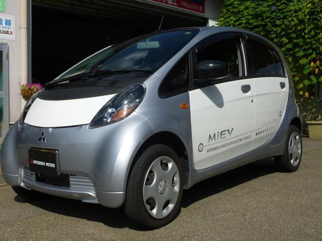 アイミーブ(三菱) M バッテリー測定済 105% フル装備 中古車画像