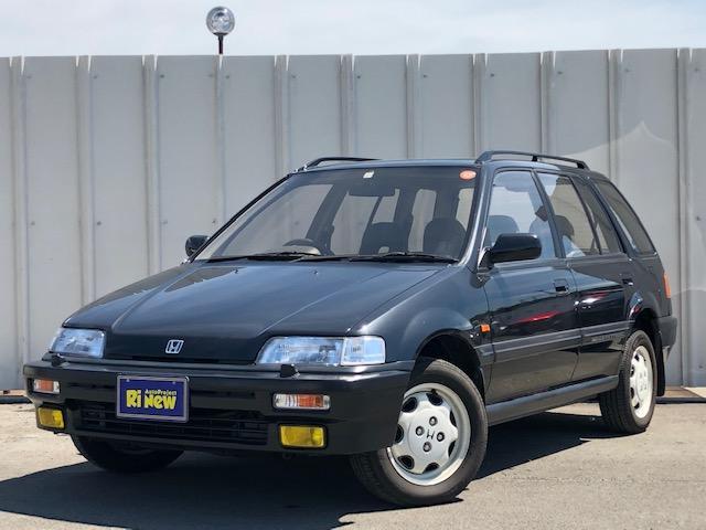 ホンダ RTi イントラック 4WD 5速マニュアル