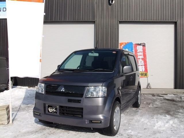 三菱 eKスポーツ R 4WD ターボ車