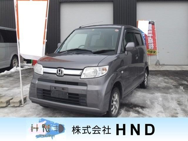 ホンダ G 4WD 社外オーディオ