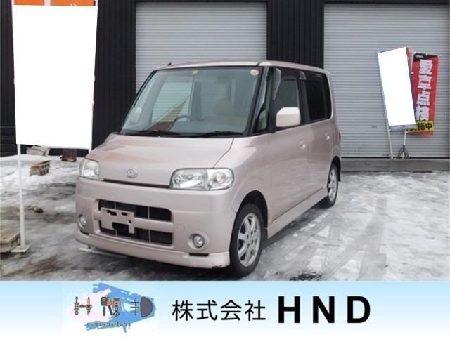 ダイハツ タント XリミテッドスマイルセレクションII 4WD