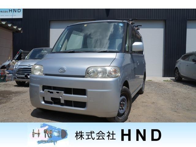 タント L 4WD ルーフラック 4WD