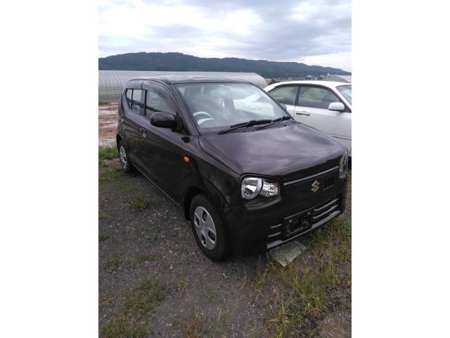 スズキ アルト L エネチャージ 4WD