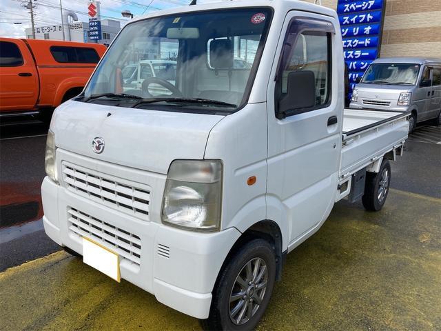 マツダ スクラムトラック KCスペシャル ☆ワンオーナー☆MT車 2WD 社外AW