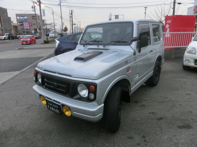 スズキ ランドベンチャー 4WD フォグ ETC AW CD
