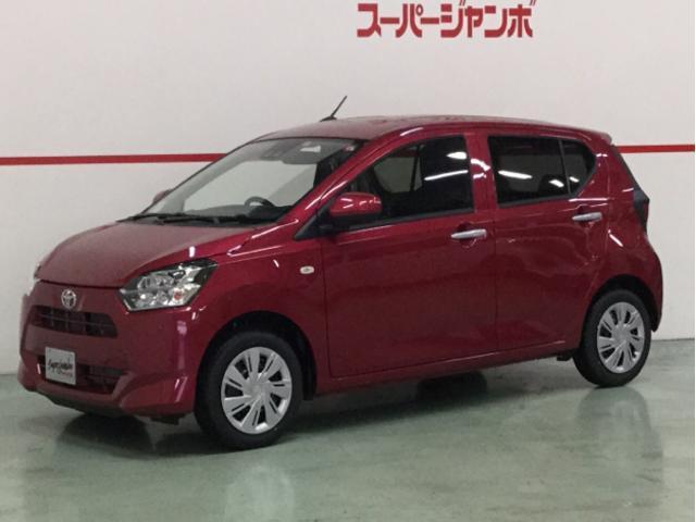 トヨタ X SAIII届出済未使用車
