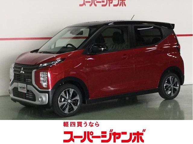 eKクロス(三菱)G 中古車画像