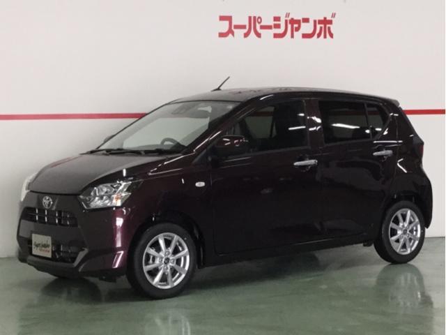 トヨタ G SAIII 届出済未使用車