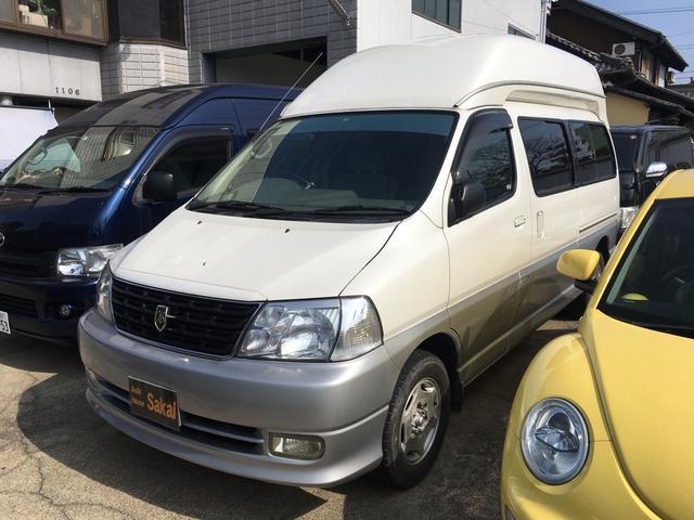トヨタ キャンパー特装車 ベット シンク コンロ