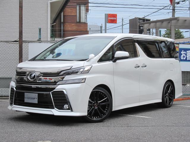 トヨタ 2.5Z Aエディション ローダウンフルカスタム仕様20AW