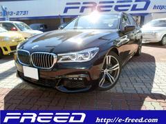 BMW740d xDrive Mスポーツ