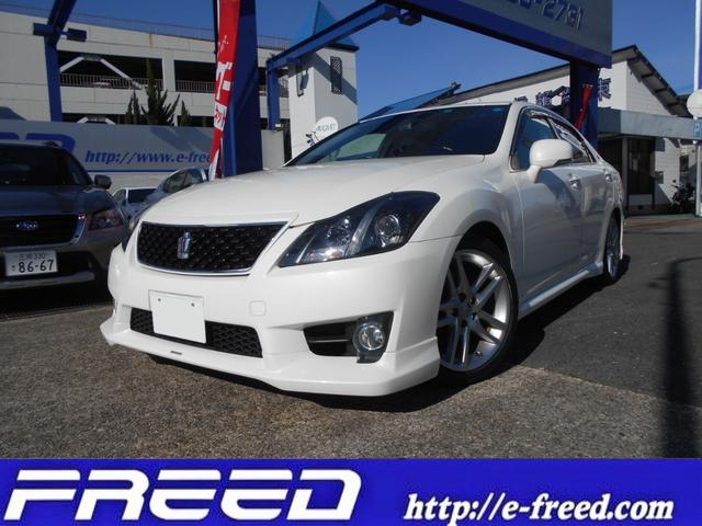 Photo of TOYOTA CROWN 2.5 ATHLETE ANNIVERSARY EDITION MOONROOF PACKAGE / used TOYOTA