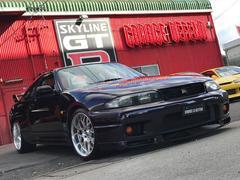 スカイラインGT−R Vspec ミッドナイトパープル APEX車高調