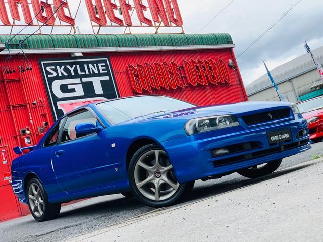 日産 25GTターボ ・後期型・純正ベイサイドブルー・程度の良いフルノーマルなのでベース車両に最適です!!