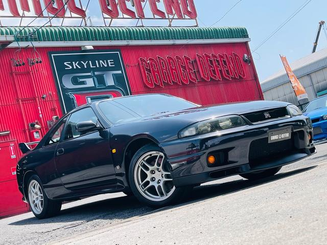 日産 GT-R Vスペック ・レアカラーダークグレーパール・フルノーマル