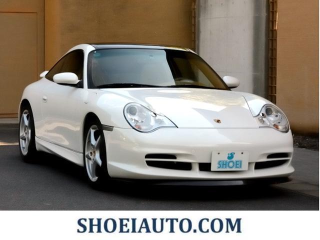 ポルシェ 911 911タルガ サンドベージュインテリア カーボ...
