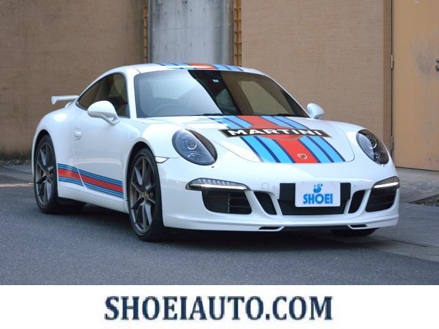 ポルシェ 911カレラS Martini Racing Edition